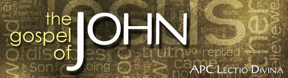 Week 1 light and darkness the gospel of john